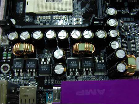 yeston主板电源接线图解